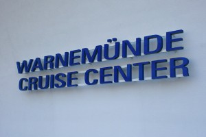Schiffsankünfte im Warnemünder Cruise Center