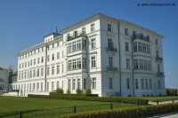 Haus Mecklenburg imOstseeheilbad Heiligendamm